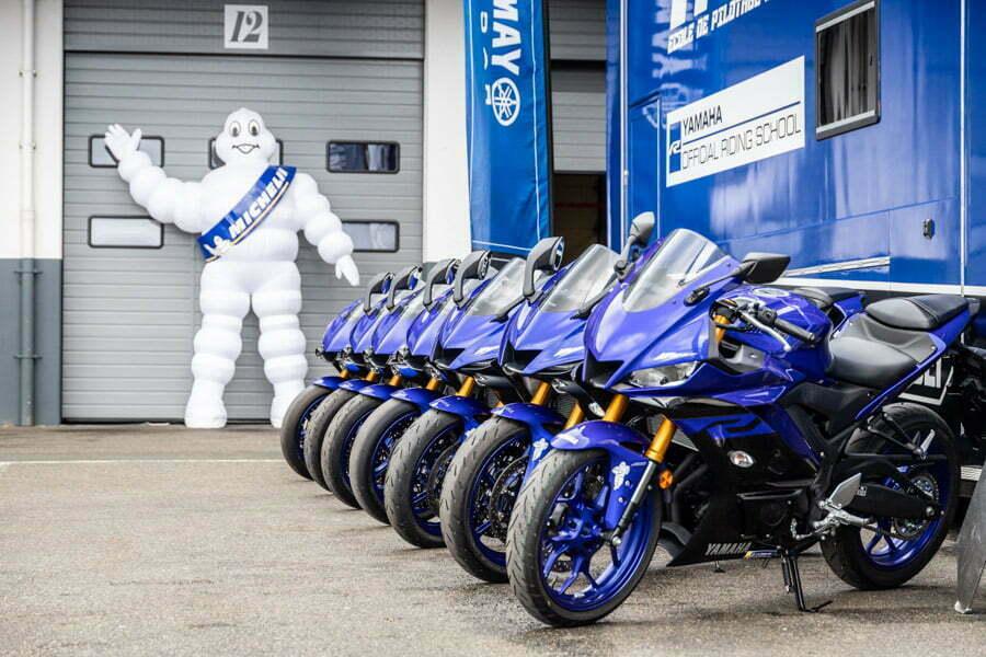 Ecole de pilotage H2S - Yamaha