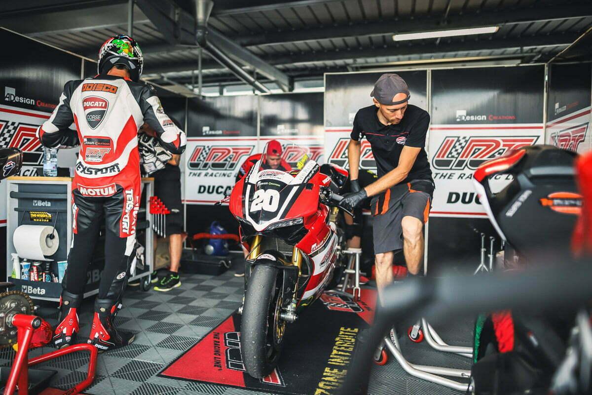 Team Ducati LRT