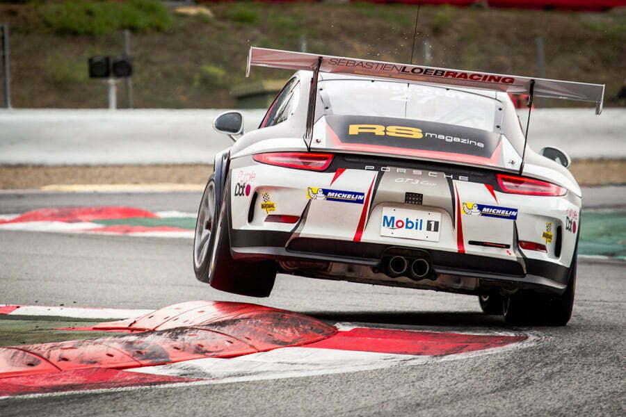 Porsche carrera cup barcelone